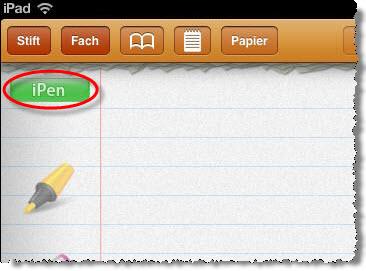iPen - Ghostwriter, iPen