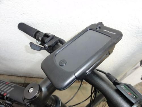 BikeMount - Montiert Hochkant 1