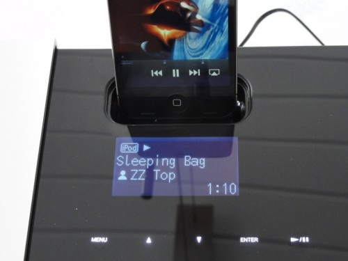 Onkyo iOnlyPlay - Mit iPhone 2