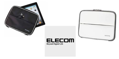 Elecom Zeroshock iPad Sleeve