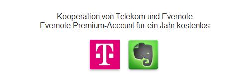Telekom - Evernote Logos