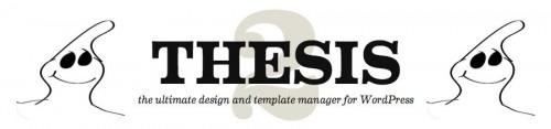 Thesis - Logo mit GS