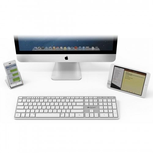 Kanex Keyboard - Mit Mac/iPhone/iPad