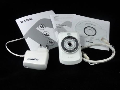 D-Link DCS-942L - Inhalt