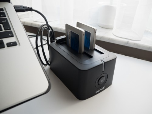 01 - Inateck FD2003 USB Dock