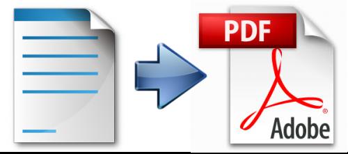 PDF Erstellung